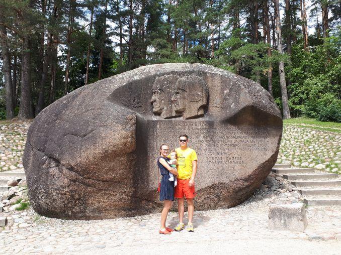 Keliaujame su vaikais po Lietuvą